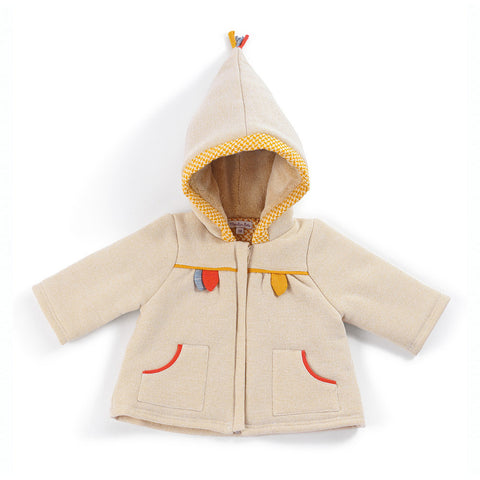 Moulin Roty - Louane - beige coat