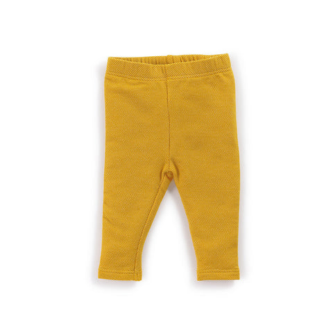 Moulin Roty - Loxane - mustard leggings