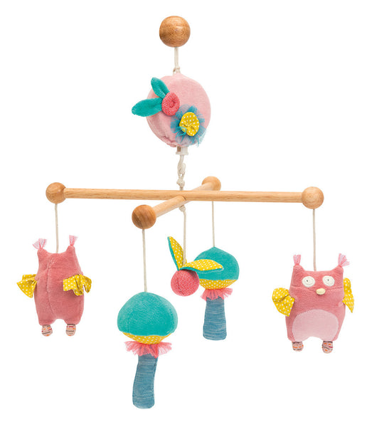 Musical Mobile Moulin Roty Baby S Room Bonjour Petit