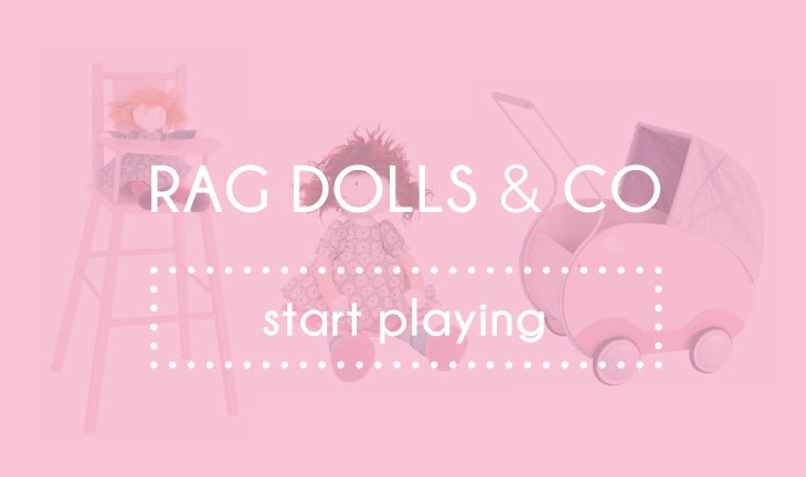 Rag Doll for kids