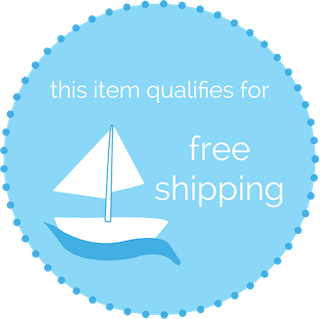 Qualify for FREE Shipping!