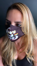 Love is Love Face Mask - Unisex / Reusable / Washable