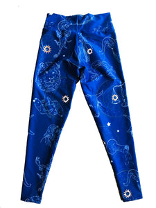 Astrology  Zodiac Leggings