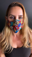 Face Mask   Reusable / Washable