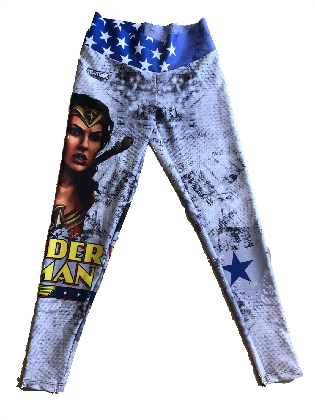 Dare Wonder Woman Leggings