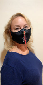 Luxurious Face Mask - Unisex / Reusable / Washable