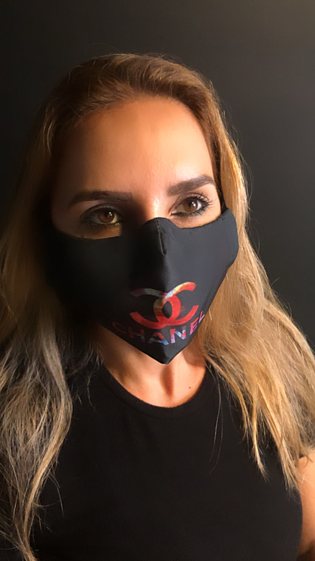 CDesigner Inspired Unisex Face Mask - Unisex / Reusable / Washable