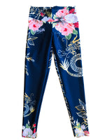 Dragon  Japanese Leggings