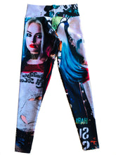 Brat Harley Quinn Woman Leggings