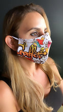 Graffiti    Face Mask - Unisex / Reusable / Washable