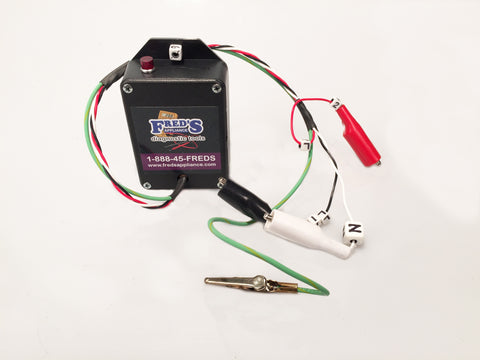 #09 - Electric Dryer Heat Circuit Analyzer