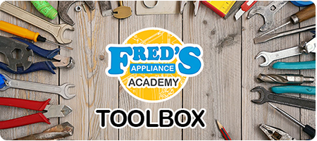 Fred's Appliance Academy Specialty Tools