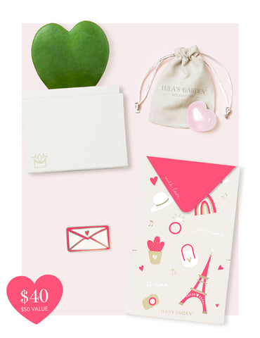 Sweetheart Garden Gift Set