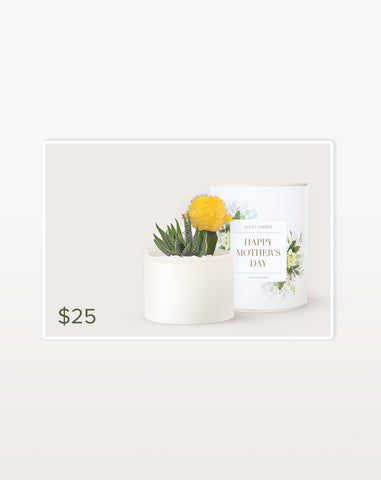 Mother's Day Day Gift Card