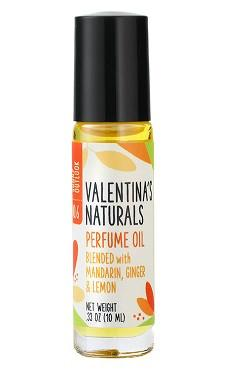 Sunny Outlook Natural Perfume Oil