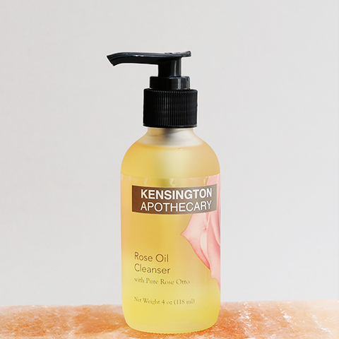 Rose Oil Cleanser