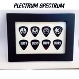 "4"" x 6"" Horizontal - Holds 8 Standard Guitar Picks"