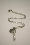 Aries Zodiac / Vigor Bar Necklace - Berkley's Original - Berkley's Boutique