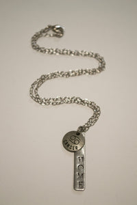 Berkley's Boutique - Cancer Zodiac, Home Bar Necklace, Astrology, Nickel Free, Hand Made, Jewelry, Shop Local