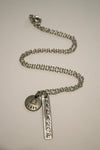 Libra Zodiac / Balance Bar Necklace - Berkley's Original - Berkley's Boutique