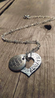 Live Laugh Love ALWAYS - Necklace - Berkley's Boutique