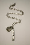 Pisces Zodiac / Dreamy Bar Necklace - Berkley's Original - Berkley's Boutique