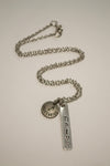 Sagittarius Zodiac / Drive Bar Necklace - Berkley's Original - Berkley's Boutique