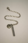 Virgo Zodiac / Giving Bar Necklace - Berkley's Original - Berkley's Boutique
