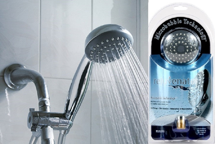 Special Sales on Rejuvenator Microbubble Showerheads | eGOSHOPPING ...