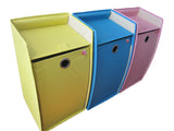 Foldable Storage Box Collapsible Fabric Drawers Organizer