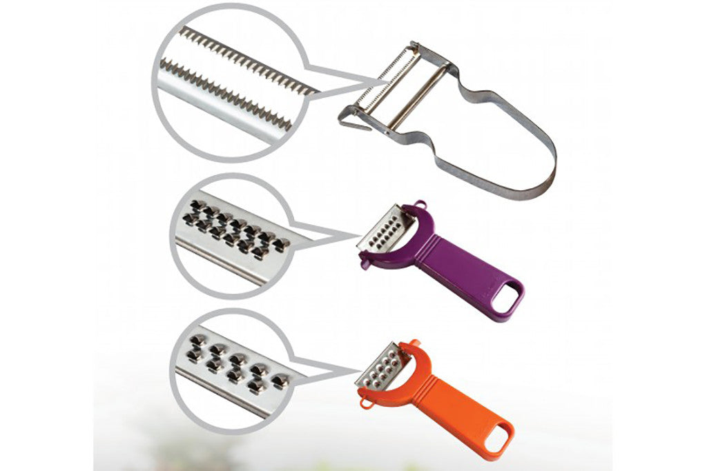 Multi-purpose Peeler (A set of 3)