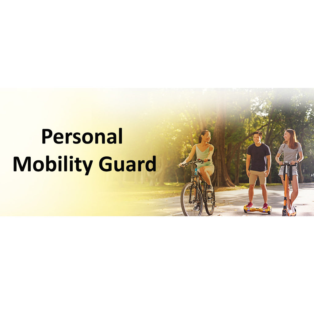 Personal Mobility Guard Insurance By NTUC Income