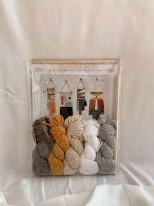 DIY Tapestry Weaving Kit- Honey
