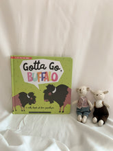 Load image into Gallery viewer, Gotta Go Buffalo Baby Book
