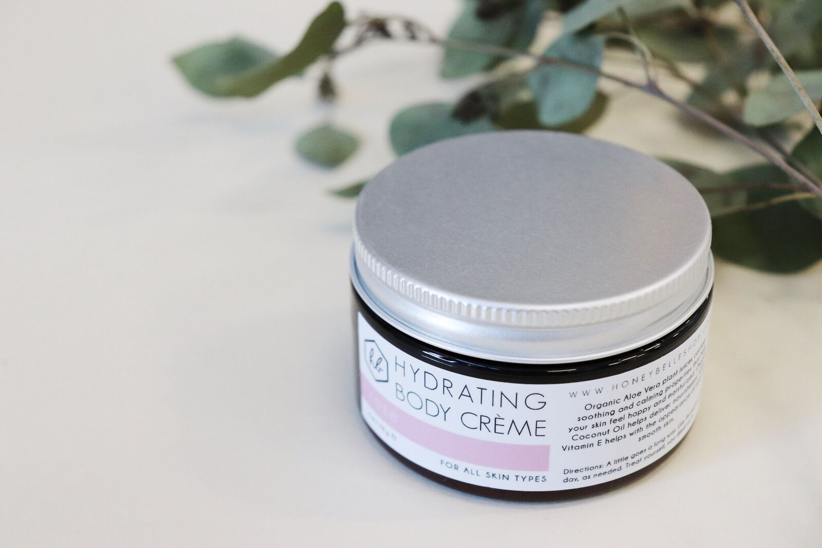 Hydrating Rose Body Creme