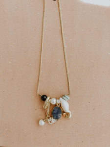 Beach Vibes Shell Necklace