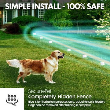 How does an invisible dog fence work?
