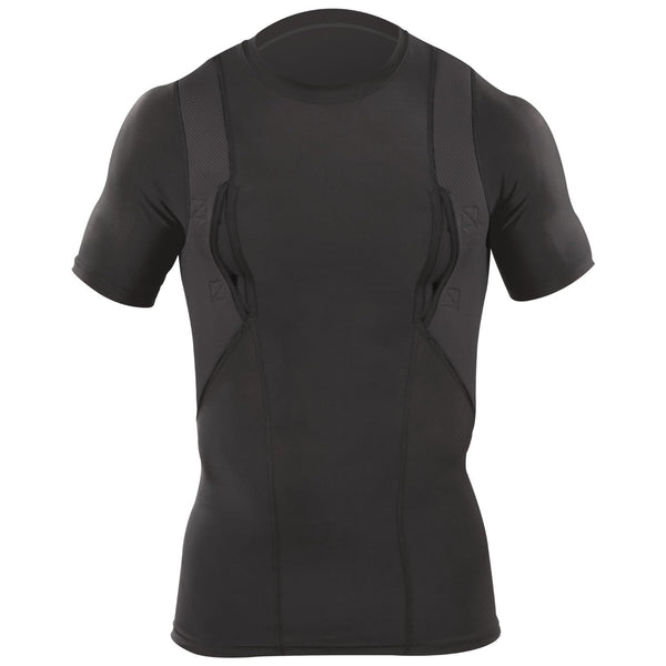 5.11® Men's Tactical Holster V-Neck Shirt - Shirts - 1