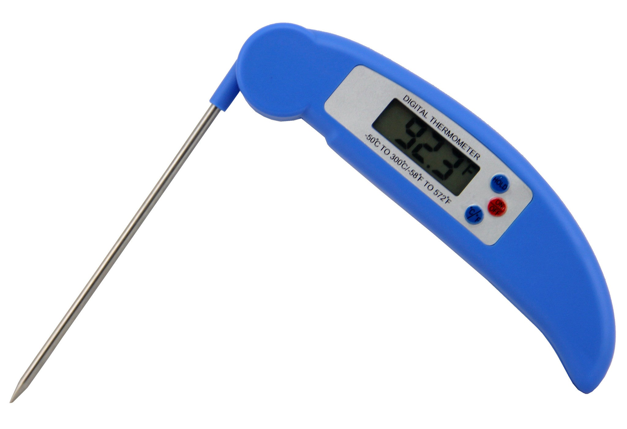 Instant-Read Digital Meat Thermometer for Cooking by Pico - Thermoemter - 3