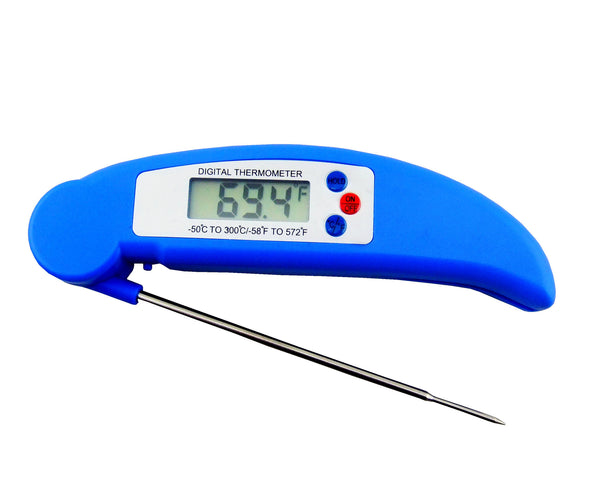 Instant-Read Digital Meat Thermometer for Cooking by Pico - Thermoemter - 1