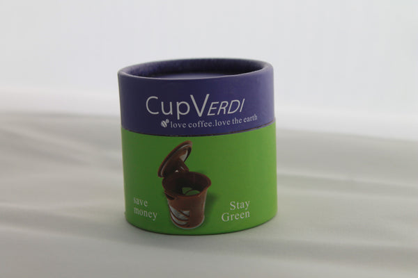 Cup Verde® Refillable & Reusable K-Cup For Keurig Brew Coffee - Coffee - 1