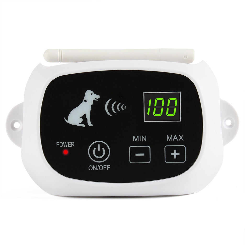 Wireless Fence Shock Collar Invisible Fence Outdoor