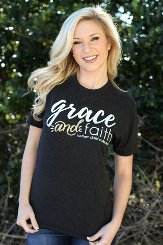 Grace & Faith Tee