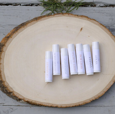 Lip Balm by Wilderness, All Flavors