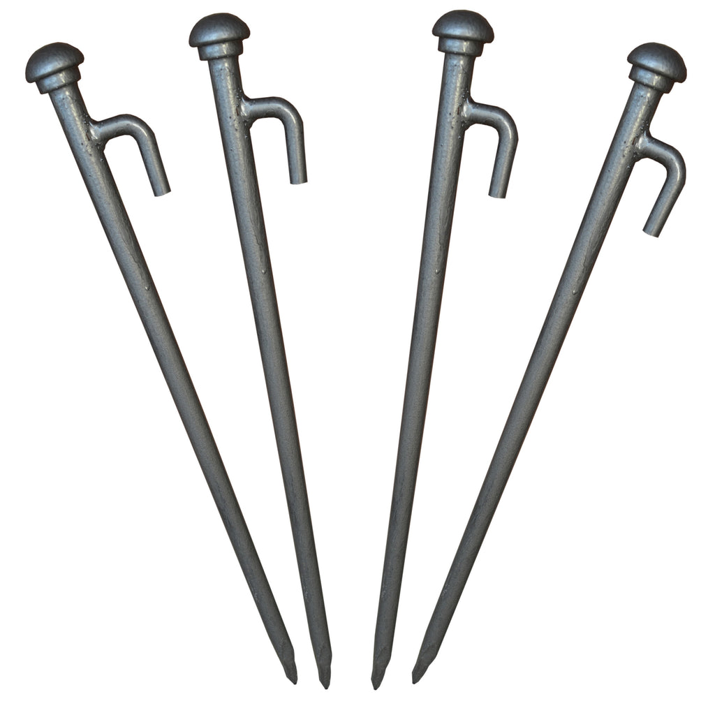 Huge Heavy Duty Tent, Gazebo, Marquee Pegs, Stakes 750mm x 25mm Forged Steel
