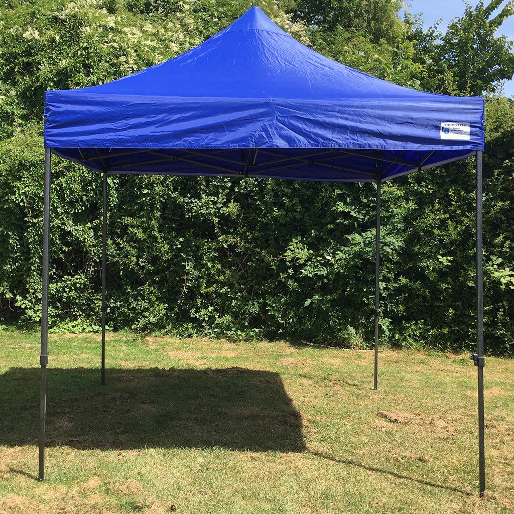 3m x 3m Royal Blue Heavy Duty SHOWSTYLE® Commercial Grade Gazebo