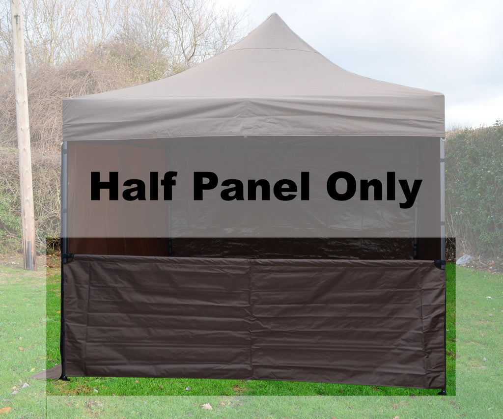 SHOWSTYLE® 3m Coffee Half Panel/ Serving Panel
