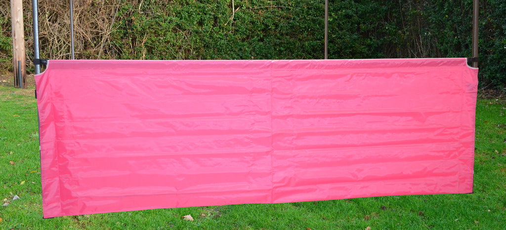 SHOWSTYLE® 3m Shocking Pink Half Panel/ Serving Panel
