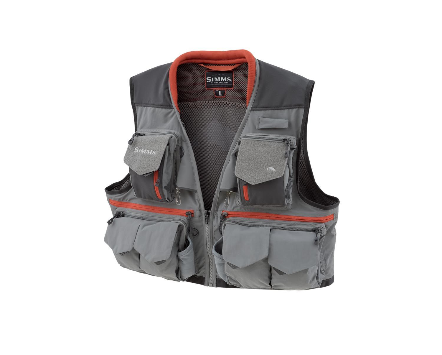 GUIDE FISHING VEST - The TroutFitter Fly Shop
