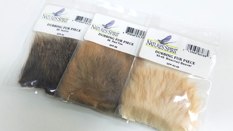 DUBBING FUR PIECES - The TroutFitter Fly Shop
